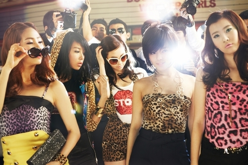 Wonder girls - korean-pop Photo