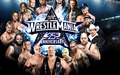 wwe - Wrestlemania 25th Anniversary wallpaper