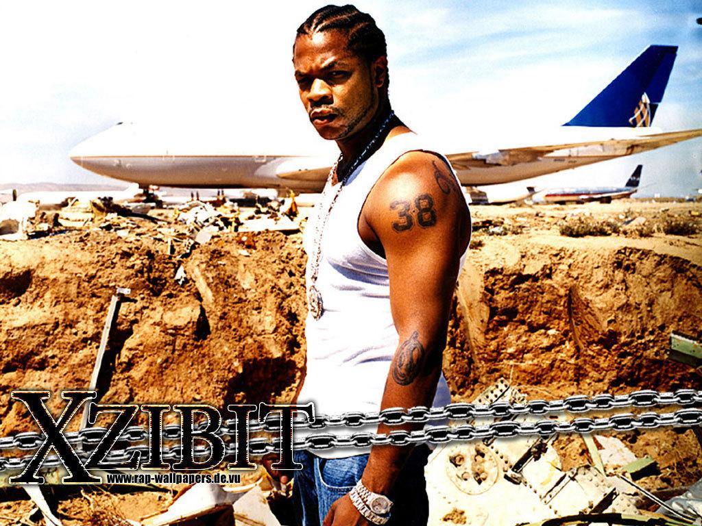 Xzibit Rapper