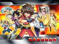 bakugan - bakugan-battle-brawlers wallpaper