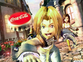 coca cola in final fantasy IX(or 9) - final-fantasy wallpaper