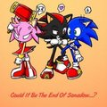 evil Amy and Sonadow - sonadow photo