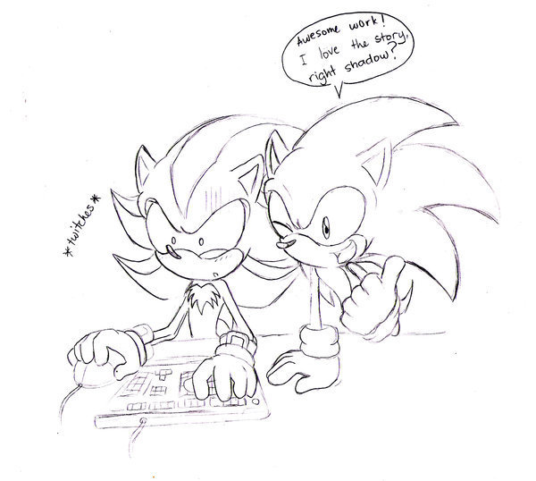 lolz after reading a Sonadow story