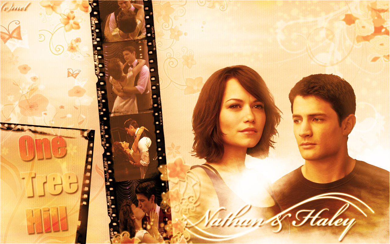 nathan & haley wallpaper