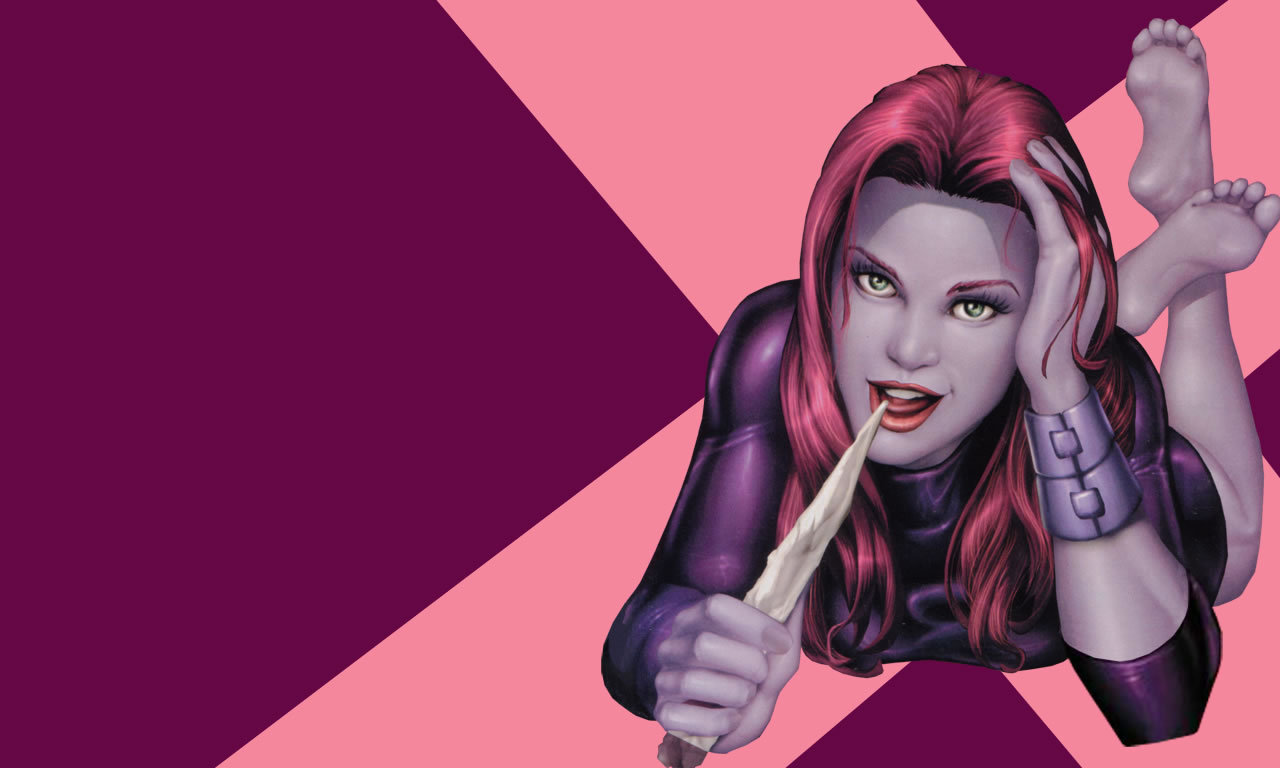 X Men Girl x-woman - x-men women ...