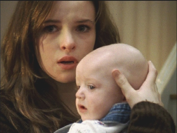 mom at sixteen A decent cast makes the most of the melodramatic material in this preachy tv movie danielle panabaker plays the pregnant high-school student who decides to keep her baby and agrees to let mother mercedes ruehl pretend the child is hers the deception involves moving house and school, and their new.
