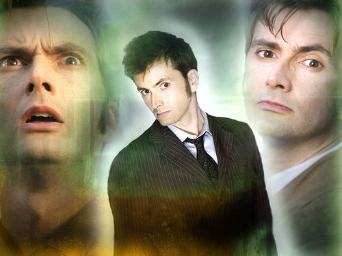 10th Doctor Header