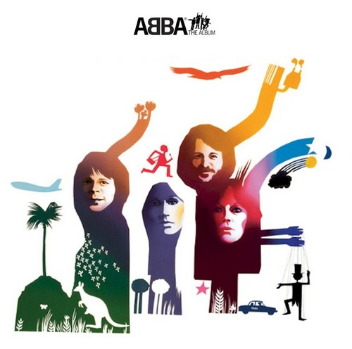 ABBA wallpaper possibly containing anime entitled Albums