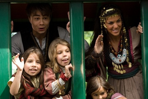 """Alexander in the upcoming movie """"Yohan"""""""