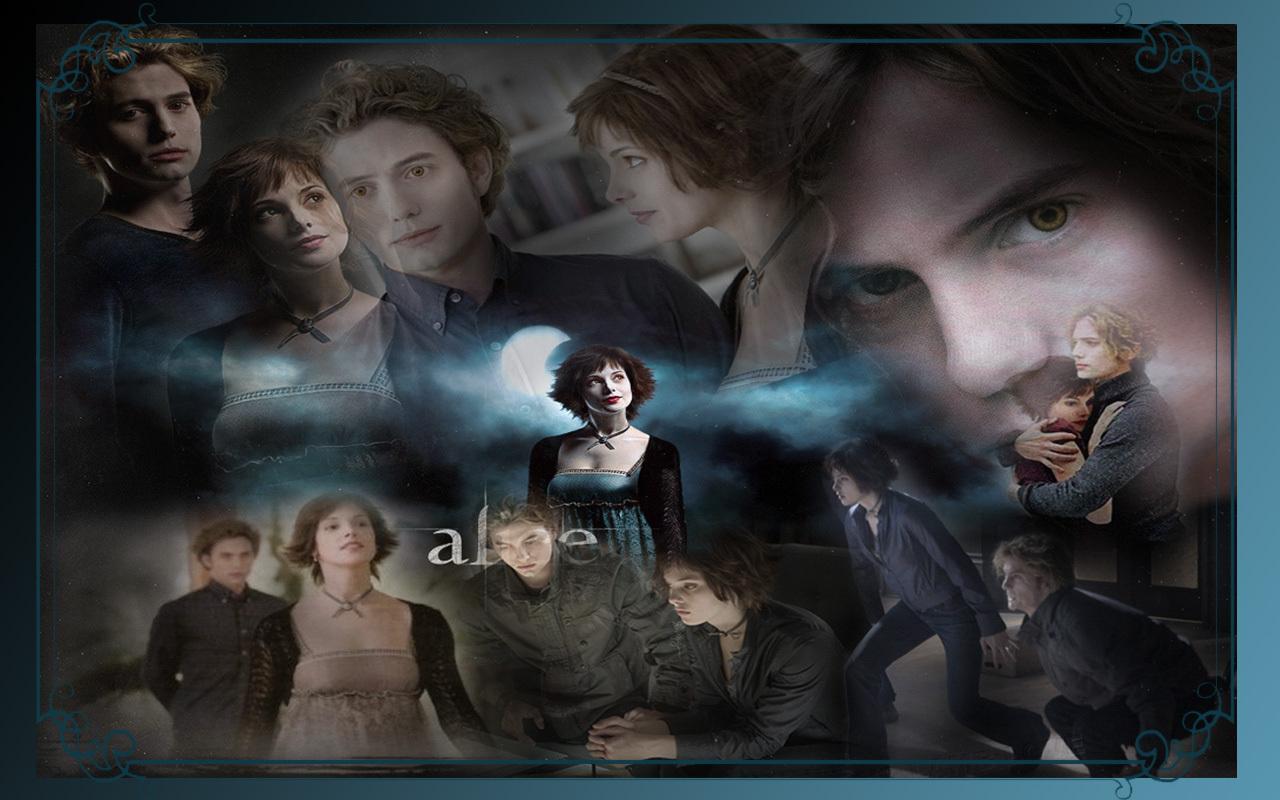 Alice and Jasper - Twilight Series Wallpaper (4465804 ...