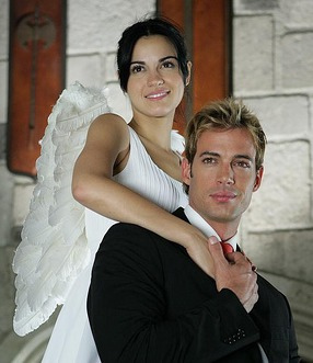 Marichuy Y Juan Miguel Hintergrund containing a bridesmaid called Angel – Jäger der Finsternis Enamorada