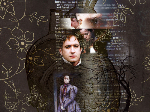 Arthur & Amy - little-dorrit Wallpaper