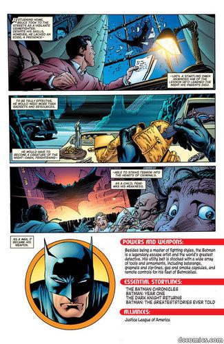 Batman Origin part 2