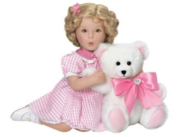 भालू Hugs for Shirley Doll