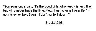 Brooke Quote