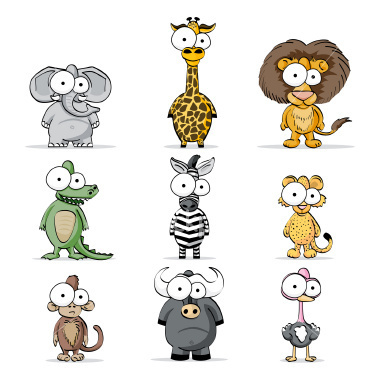 Cartoon Animals Animals Photo 4410325 Fanpop