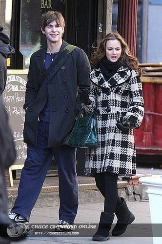 Chace and Leighton