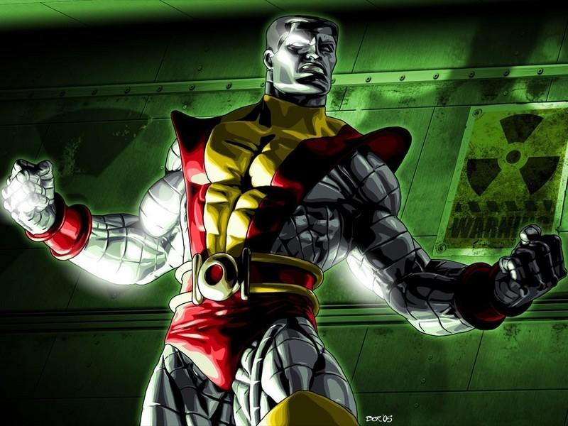 wallpaper x men. Colossus - X-Men Wallpaper