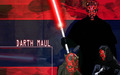 star-wars - Darth Maul wallpaper