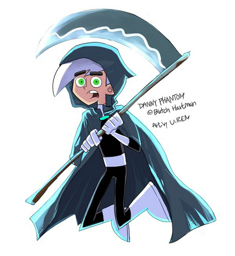 Death - danny-phantom Fan Art