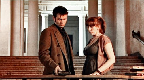 Doctor & Donna Header