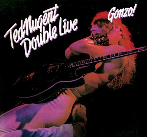 Ted Nugent wallpaper containing a guitarist entitled Double Live Gonzo!