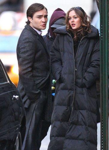 Ed and Leighton on set 2.25
