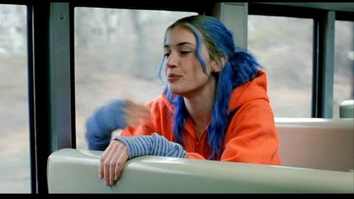 Eternal Sunshine پیپر وال probably with a portrait called Eternal Sunshine of the Spotless Mind