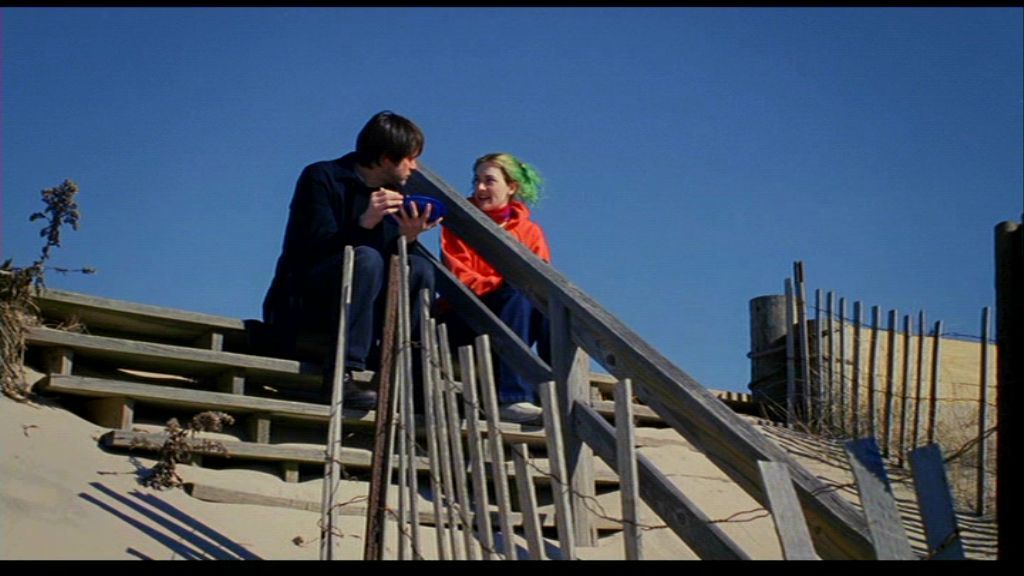 a review of eternal sunshine of the spotless mind a film by michel gondry And visionary director michel gondry eternal sunshine of the spotless mind gondry and the pitch-perfect actors have crafted a remarkable film that.