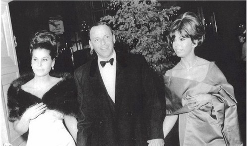Frank Sinatra 50th Birthday Party