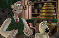 Wallace and Gromit wallpaper titled Grand Adventures Screenshots