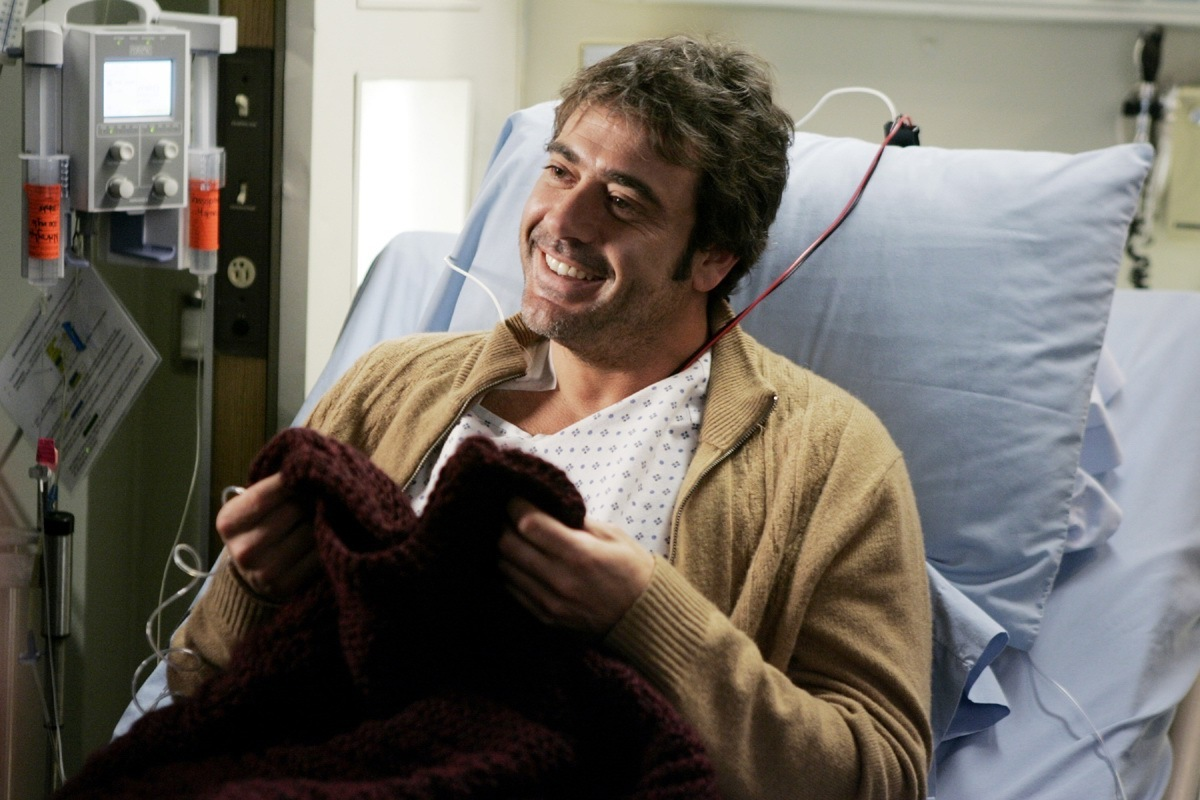 Jeffrey Dean Morgan Greys Anatomy
