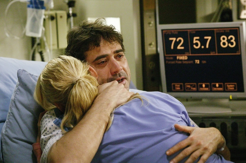 Jeffrey Dean Morgan Greys Anatomy Images & Pictures - Becuo Javier Bardem Married