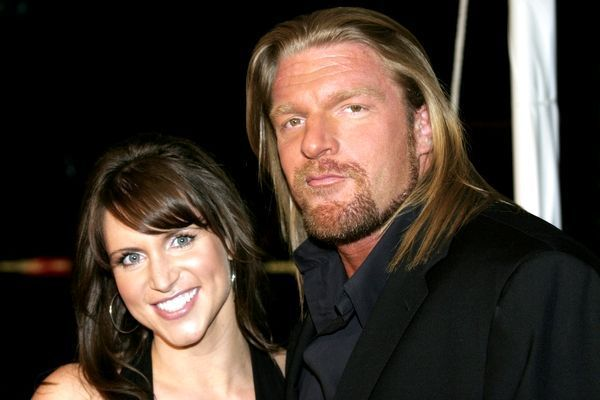 Triple H And Stephanie Mcmahon Images Hhh Wallpaper Background Photos