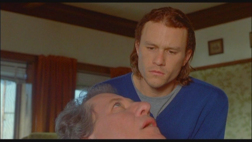 Heath in &#39;Candy&#39;