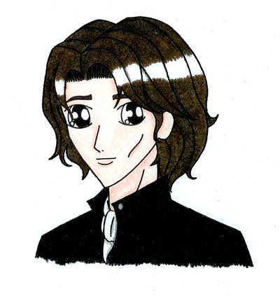 Ichabod Crane, fanart drawing