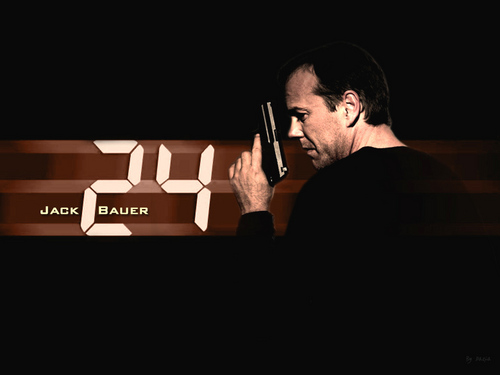 24 wallpaper entitled Jack Bauer wallpapers