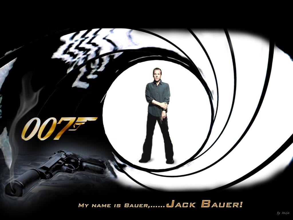 Jack Bauer দেওয়ালপত্র
