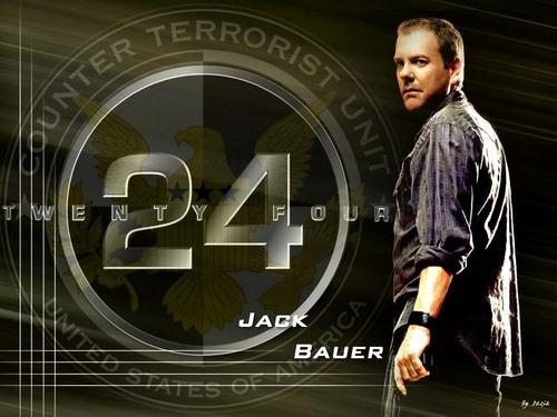 Jack Bauer wallpapers