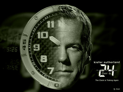 Jack Bauer wallpaper
