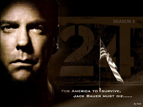 Jack Bauer wallpapers