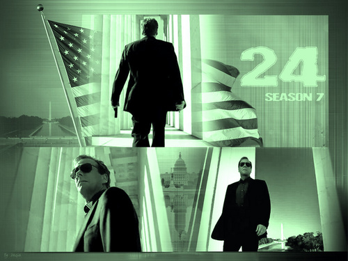 Jack Bauer 壁纸