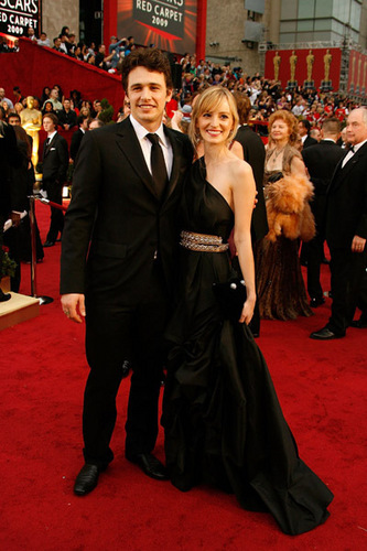 James At Oscars 2009.