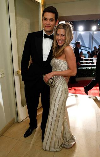Jen and John at The Oscars