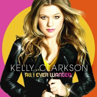 Kelly Clarkson-All I ever wanted promotionals