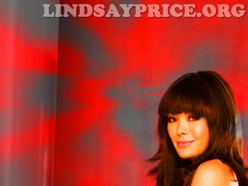Lindsay kertas dinding