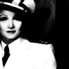 Classic Movies photo probably with a business suit called Marlene Dietrich