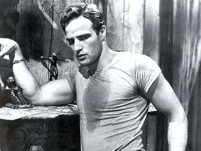 Marlon Brando - Wallpaper Hot