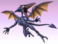 Meta and regular Ridley - metroid-prime photo