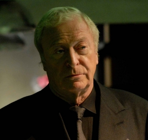 Michael Caine in Sleuth  2007